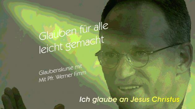 Ich glaube an Jesus Christus