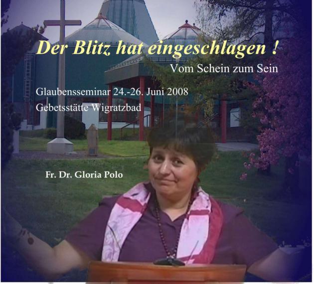 Gloria Polo - Vom Schein zum Sein - 1