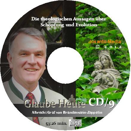 CD-Glaube Heute 9