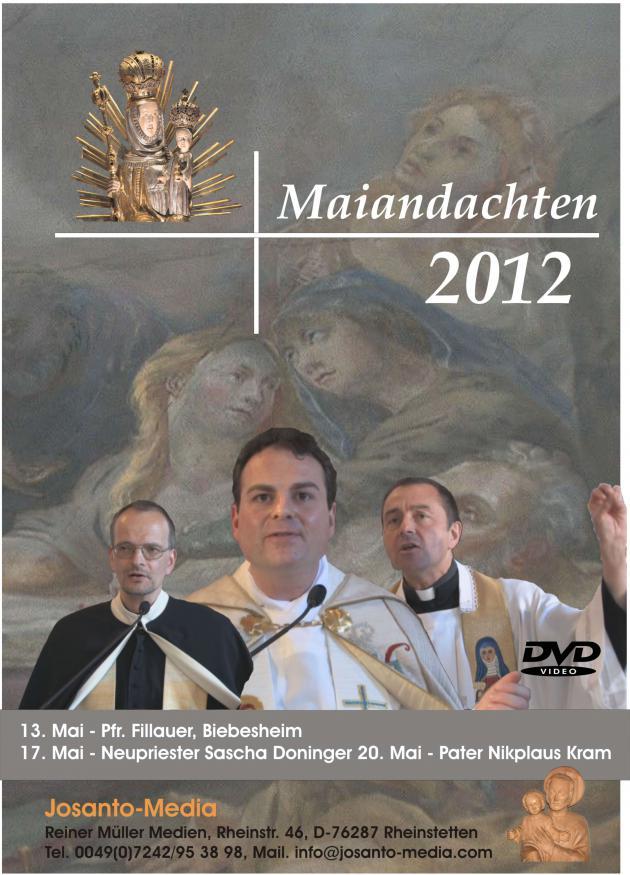 Maiandachten Maria Linden 2012 Teil 3-4