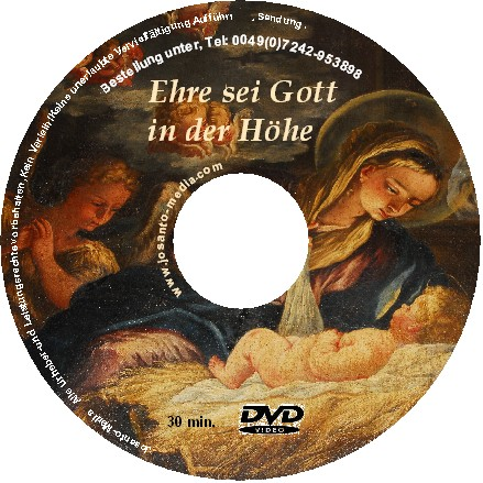Ehre sei Gott in der Höhe -Besinnliche Weihnacht