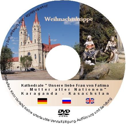 DVD-Die Weihnachtskrippe von Karaganda